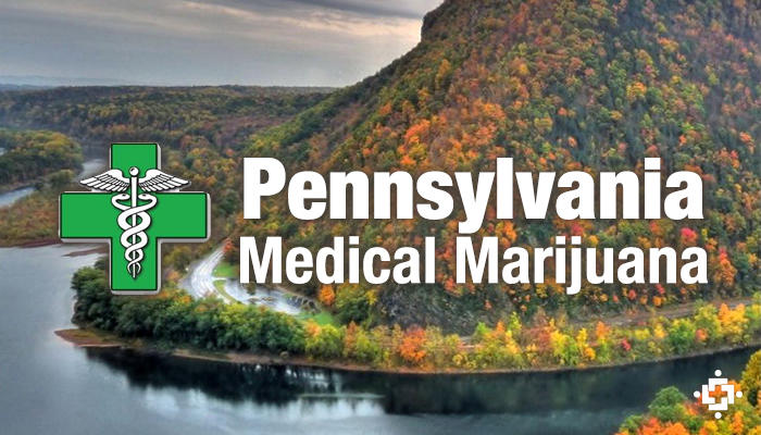 medical marijuana pennsylvania pa image of Appalachian mountains